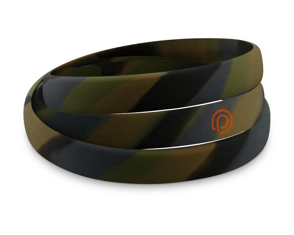 FOREST CAMO SILICONE WRAP