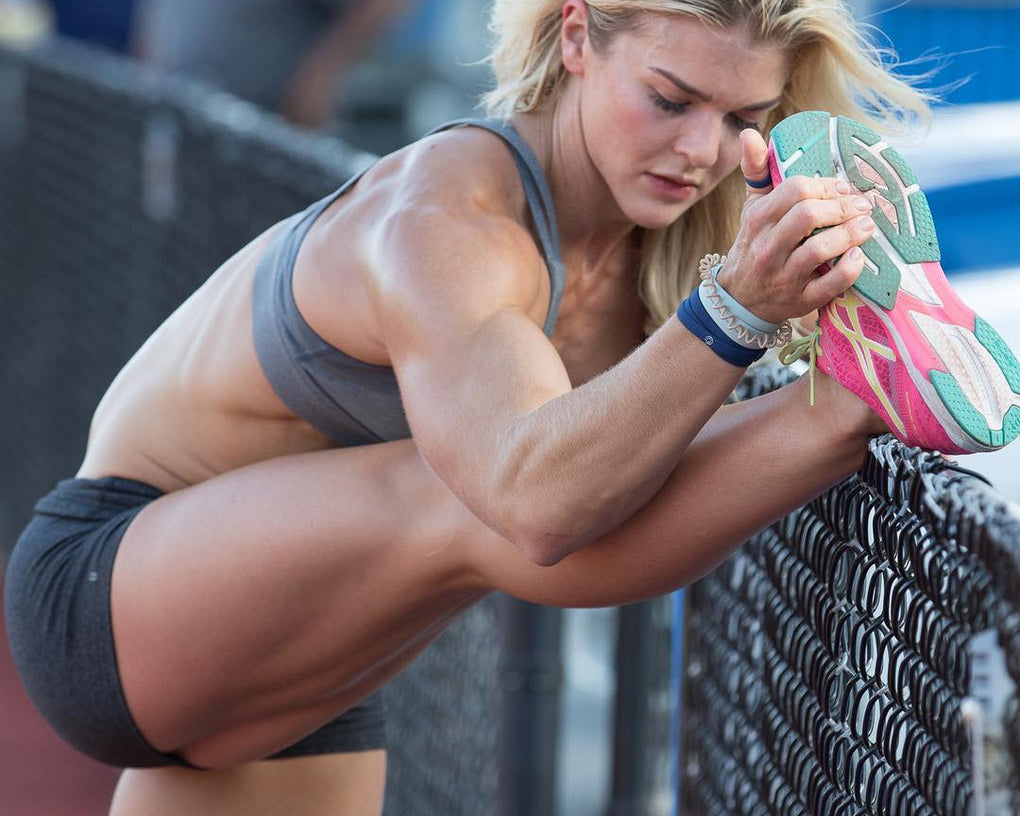 NAVY BROOKE ENCE SIGNATURE SILICONE WRAP