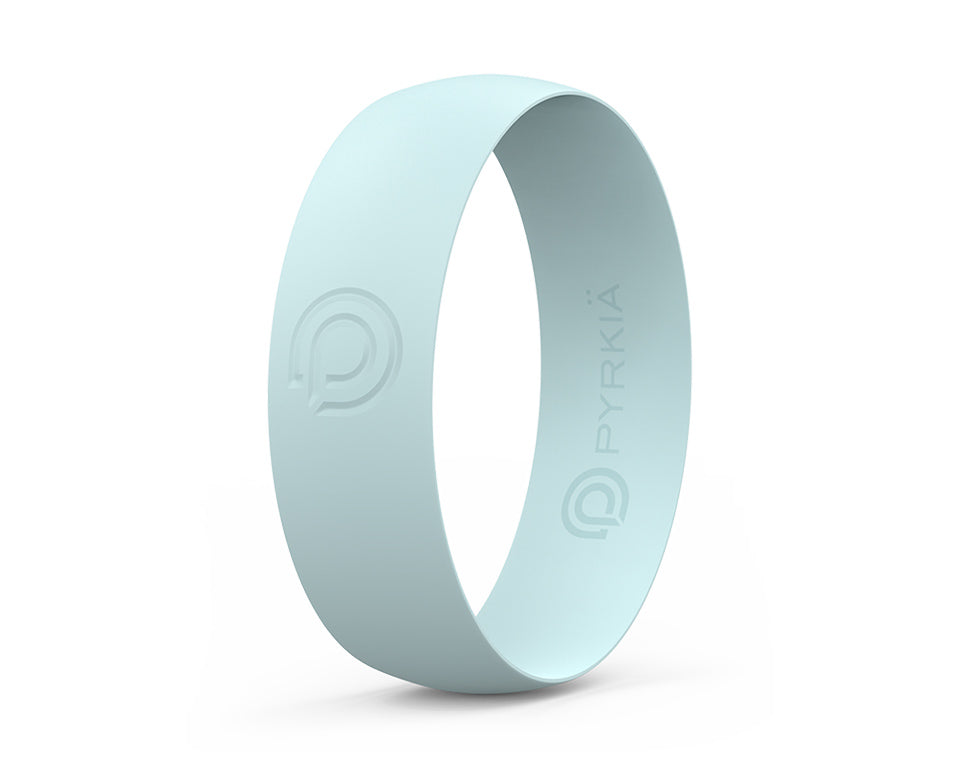 MINT BROOKE ENCE SIGNATURE SILICONE RING