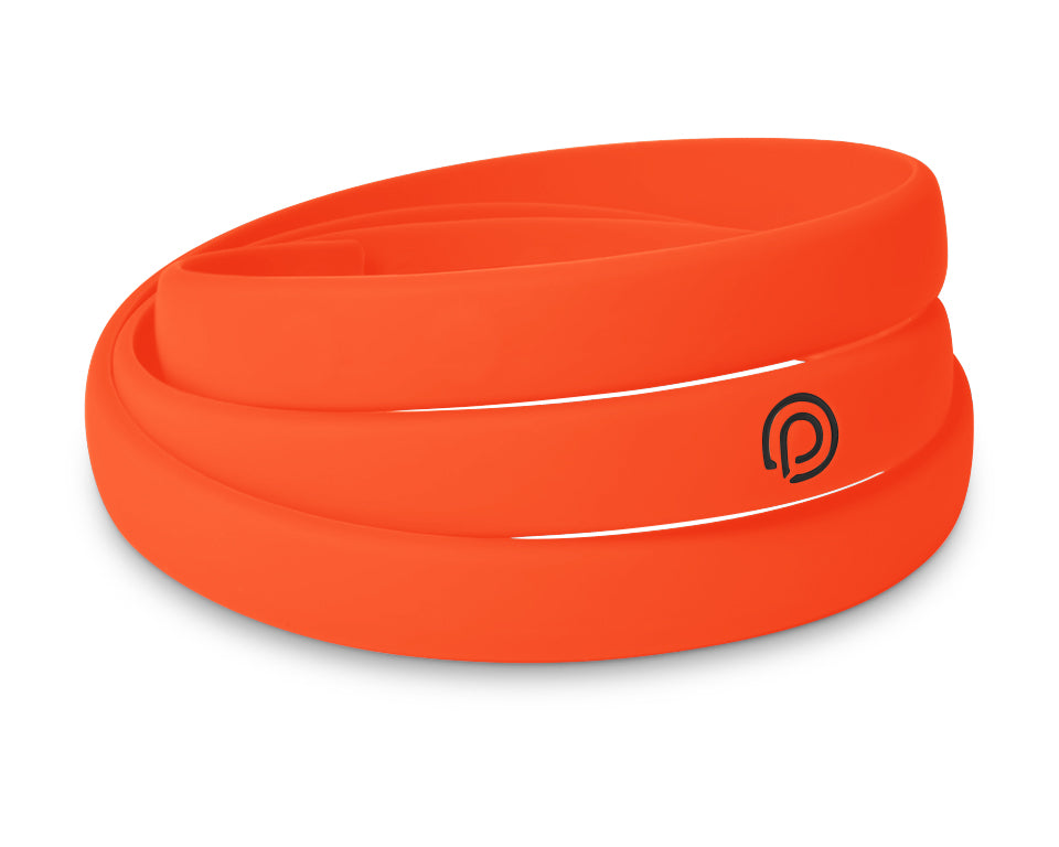 ORANGE SILICONE WRAP