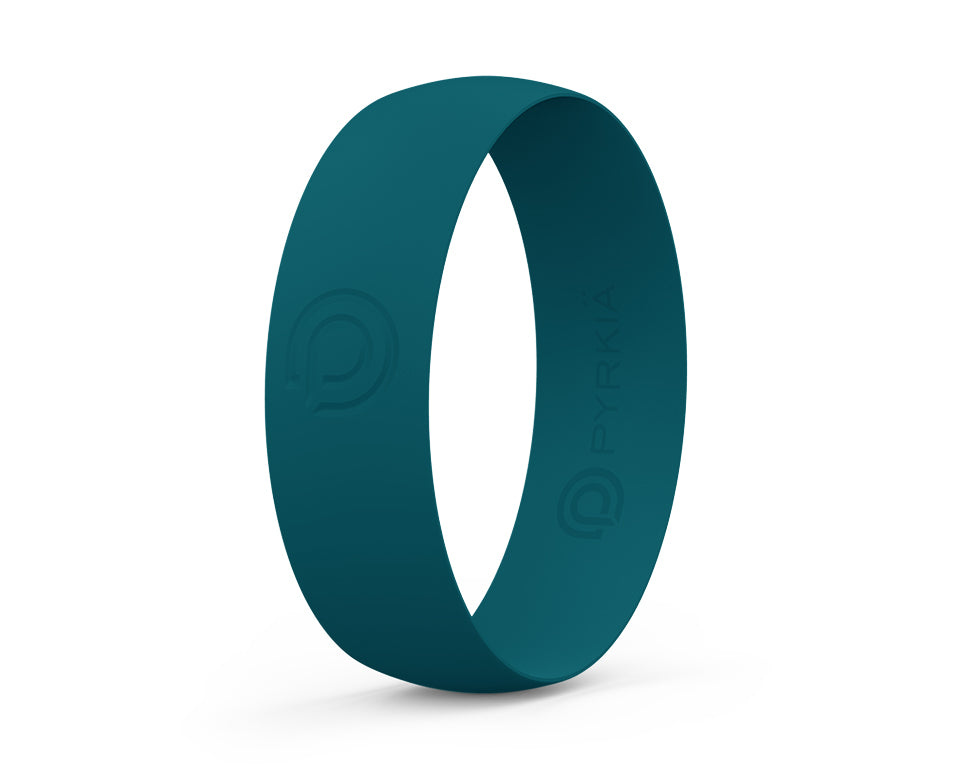 LAGOON SILICONE RING