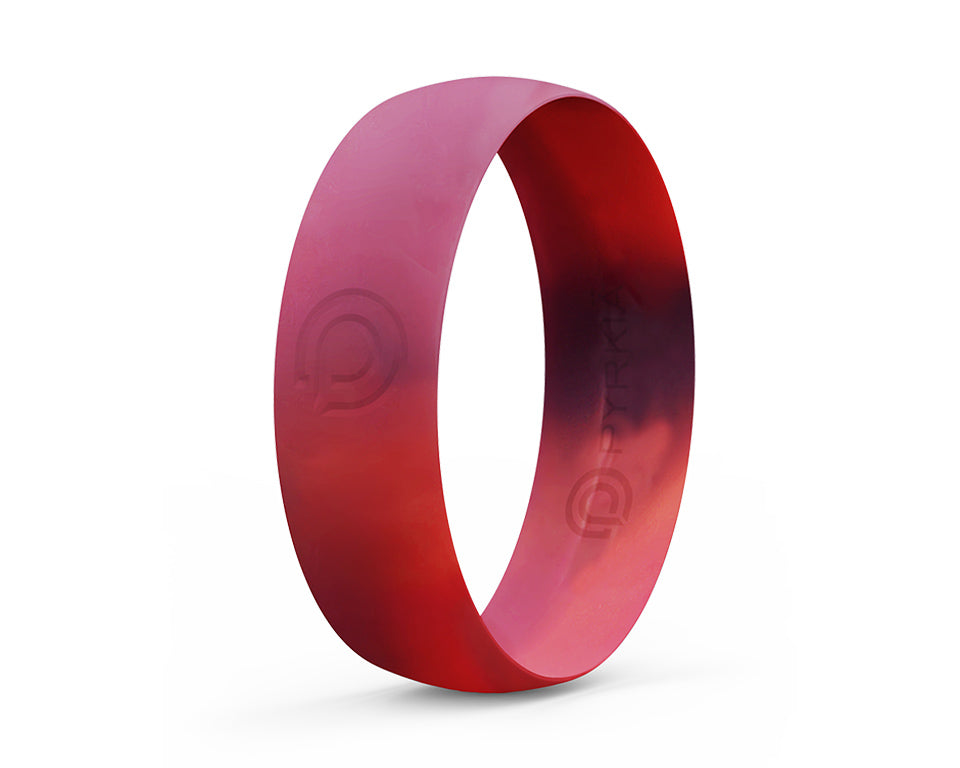 SUMMER MIX SILICONE RING