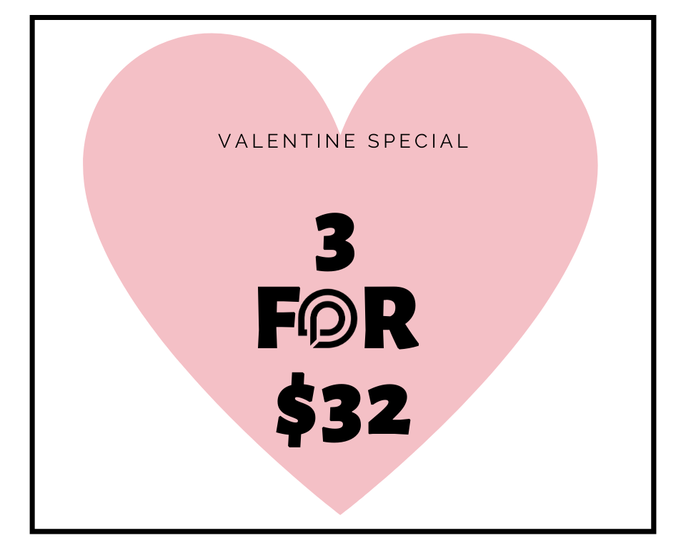 THREE RINGS FOR $32 [SHARE THE LOVE]