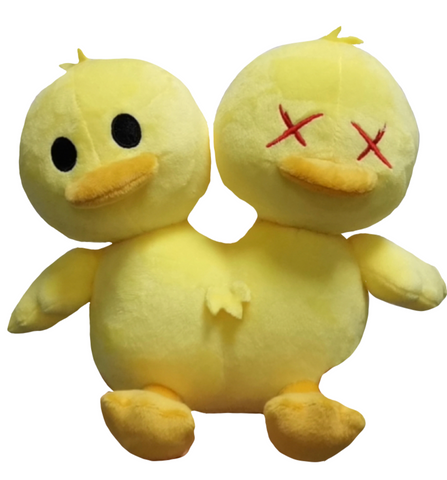 2 Headed Duck Plushie