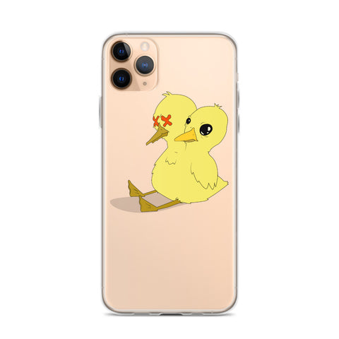Unlucky Duckling iPhone Case