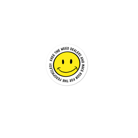 SMILE! stickers