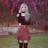 Hot in Plaid, Skirt
