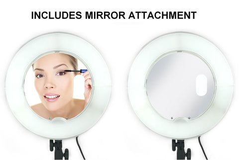 mirror attachment