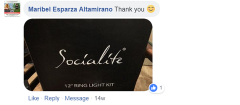 INSTAGRAM REVIEW 12 INCH SOCIALITE KIT
