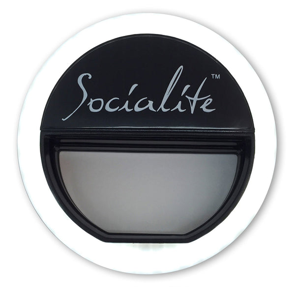 SOCIALITE - Mini LED Ring Light - Portable Photo & Video Lighting