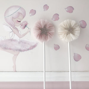 Princess Sparkle Wands - Tutu Irresistible Boutique