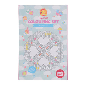 Mandala Colouring In Set
