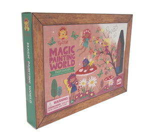 Magic Painting World - Fairy Garden - Tutu Irresistible Boutique