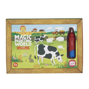 Magic Painting World - Farm - Tutu Irresistible Boutique