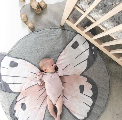 Butterfly Playmat - Tutu Irresistible Boutique
