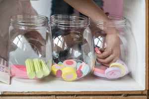 Iconic - Candy Jar - Tutu Irresistible Boutique