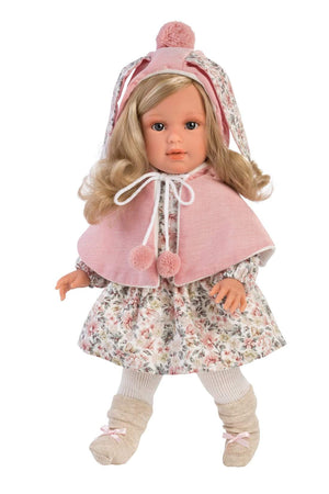 Llorens Spanish Doll - Lucia - Tutu Irresistible Boutique