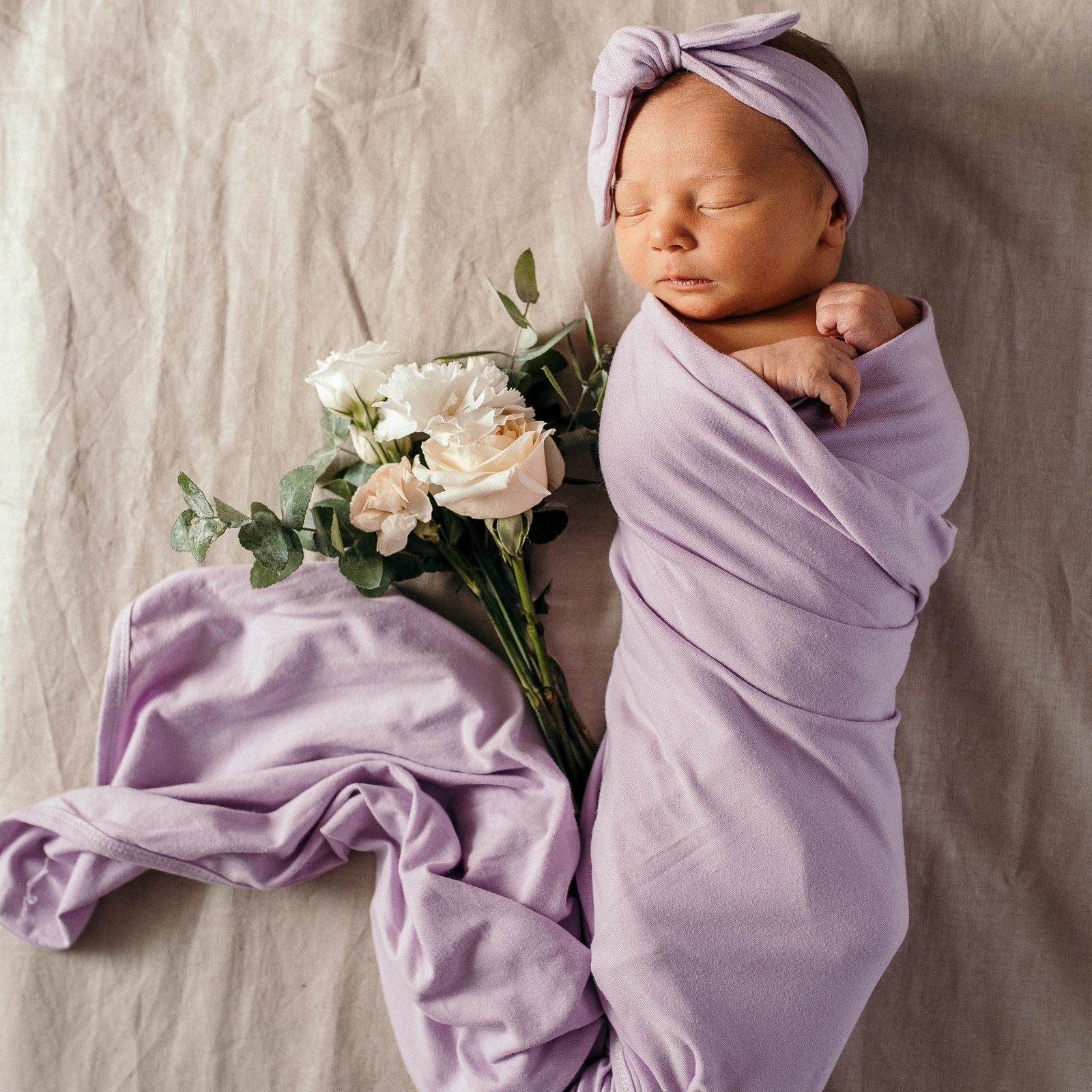 Couture Stretchy Swaddle Lulu Tutu Irresistible Boutique