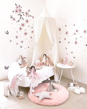 Cherry Blossom Wall Decals - Tutu Irresistible Boutique