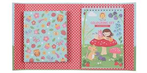 Forest Fairies Colouring Set - Tutu Irresistible Boutique