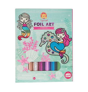 Foil Art - Mermaids - Tutu Irresistible Boutique