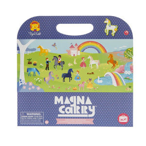 Magna Carry - Unicorn Kingdom - Tutu Irresistible Boutique