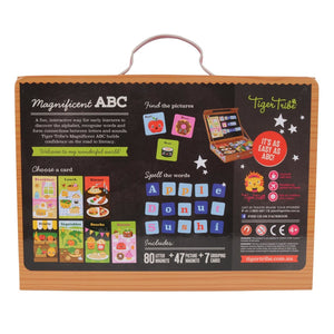 Magnificent World of ABC - Food - Tutu Irresistible Boutique
