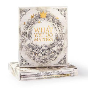 What You Do Matters Boxed Gift Set - Tutu Irresistible Boutique