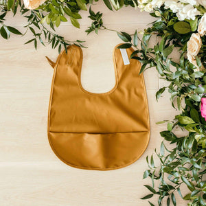 Baby Waterproof Bib - Byron - Tutu Irresistible Boutique
