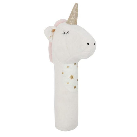 Stardust Unicorn Rattle
