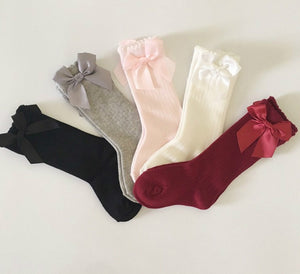 Classic Knee High Socks - Tutu Irresistible Boutique