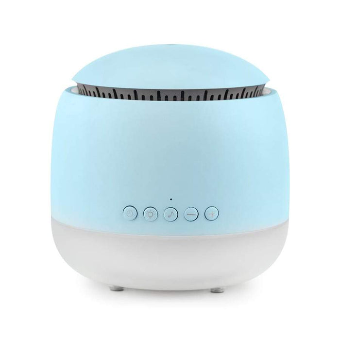Aroma Snooze Sleep Aid Vaporiser - Blue + Snooze Organic Oil