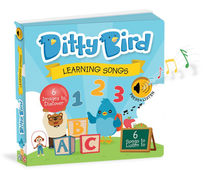 Ditty Bird Books - Learning Songs