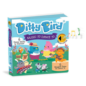 Ditty Bird Books - Music To Dance To