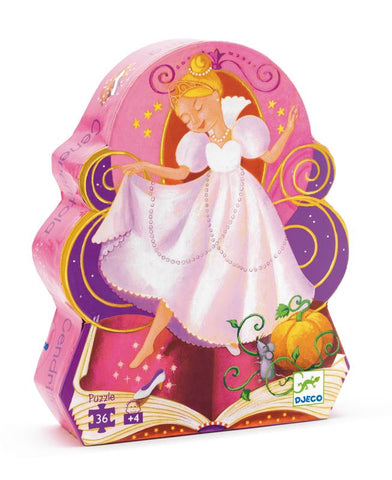 Cinderella- 36pc Puzzle - Tutu Irresistible Boutique