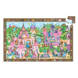 Observation Puzzle - Princess - Tutu Irresistible Boutique