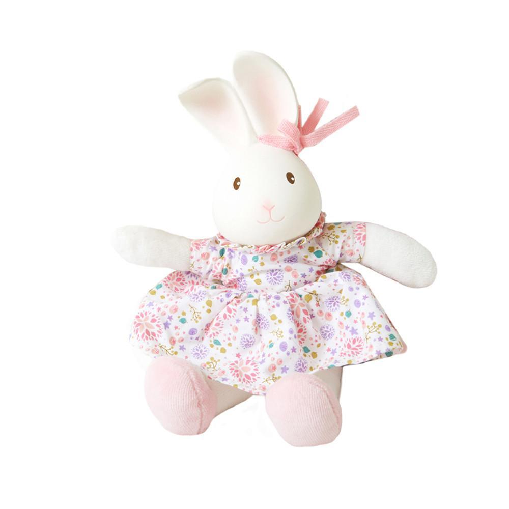 Hypoallergenic Natural Baby Bunny Cotton Cuddle toy