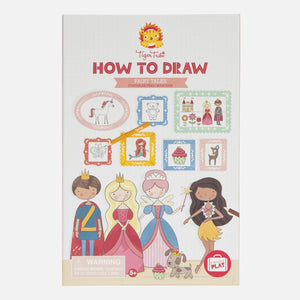 How To Draw - Fairy Tales - Tutu Irresistible Boutique