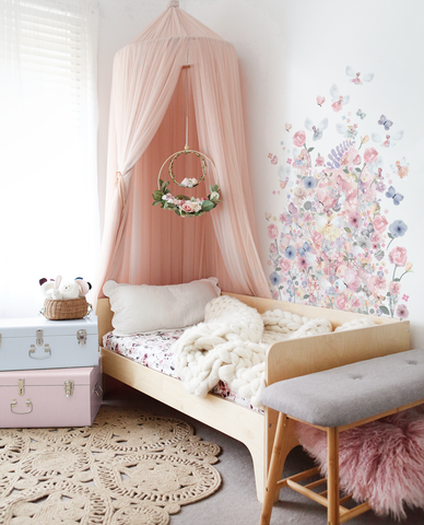 Fairy Garden Wall Sticker
