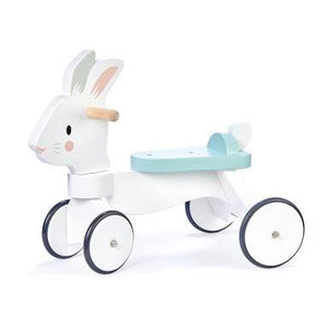Rabbit Wooden Ride On - Tutu Irresistible Boutique
