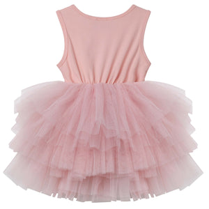 My First Tutu S/S - Tea Rose