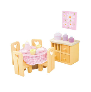 Sugar Plum Dining Room