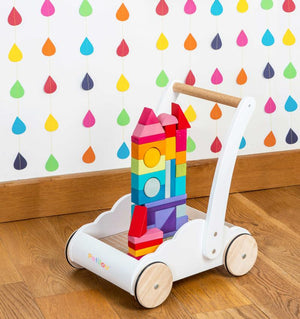 Le Toy Van Rainbow Cloud Walker - Tutu Irresistible Boutique