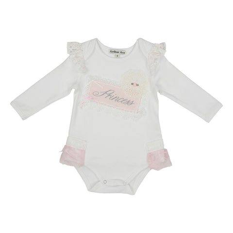 Princess Romper - Long Sleeve