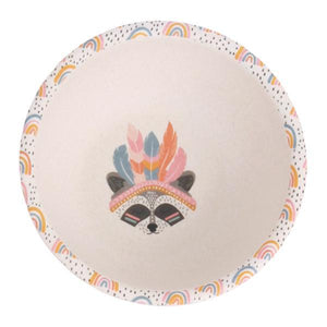 Divided Plate Set - Gypsy Girl - Tutu Irresistible Boutique