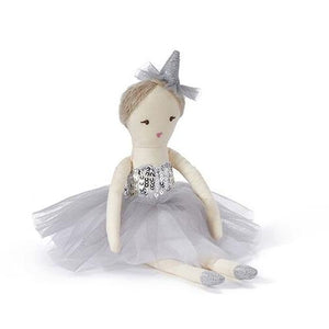 Mini Marshmallow - Silver - Tutu Irresistible Boutique