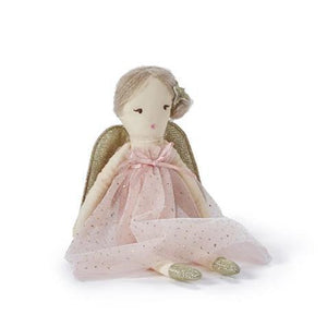 Mini Arabella Angel - Pink - Tutu Irresistible Boutique