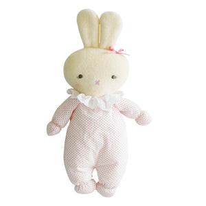 Baby Asleep Awake Bunny Girl 24cms - Tutu Irresistible Boutique