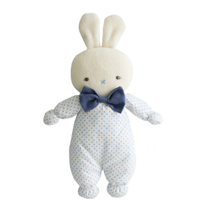 Baby Asleep Awake Bunny Boy 24cms - Tutu Irresistible Boutique