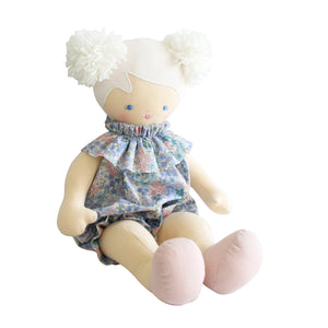 Baby Lucy - Liberty Blue 40cms - Tutu Irresistible Boutique